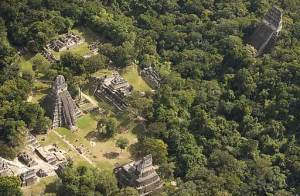 semestafakta-Tikal National Park