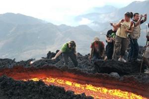 semestafakta-Volcán Pacaya