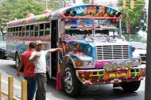 semestafakta-Chicken Bus