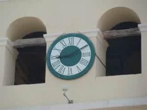 semestafakta-Comayagua clock