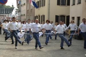 procession dansante d'Echternach 2006
