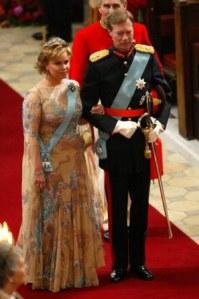 semestafakta- Grand Duke and Grand Duchess of Luxembourg