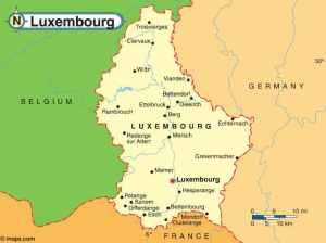 semestafakta-luxembourg map