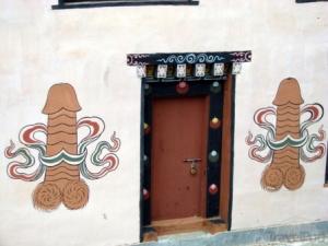 semestafakta-phallic symbol in bhutan