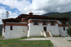 semestafakta-Simtokha Dzong