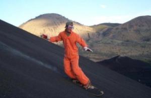 semestafakta-Volcano Boarding