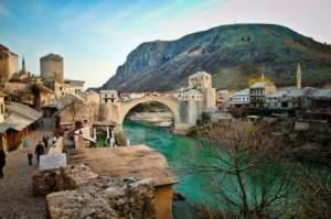 semestafakta-Old City of Mostar
