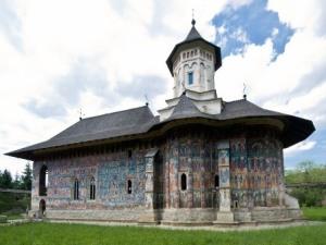 semestafakta- The Voronet Monastery