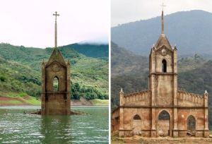 semestafakta- underwater church