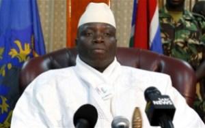 semestafakta-Yahya Jammeh