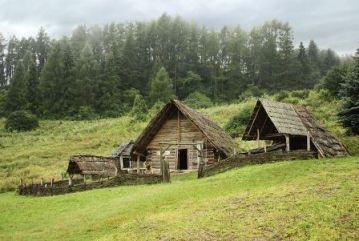 semestafakta- archaeological open-air museum of Celtic culture