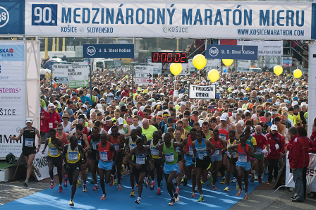semestafakta-Kosice Peace Marathon