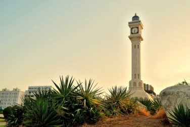 semestafakta-Muscat Clock Tower