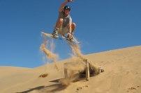 semestafakta- namib sand boarding