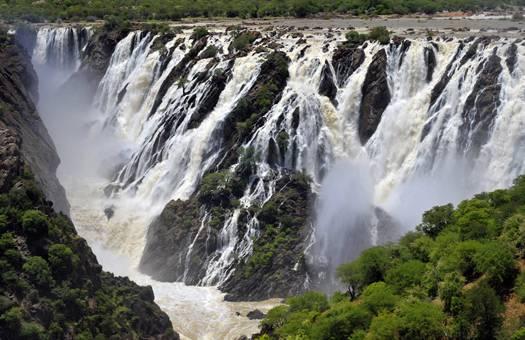 semestafakta-Ruacana Falls