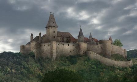 semestafakta- Slovakia's Cachtice castle