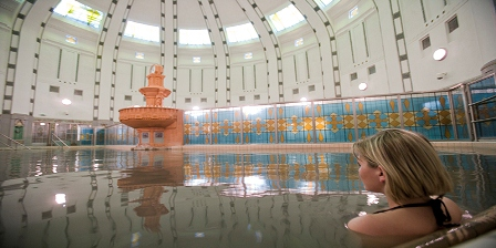 thermia palace and irma spa - Pieštany - Mud pool