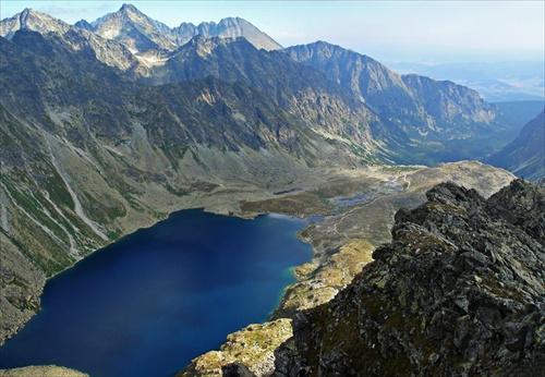 semestafakta- Veľké Hincovo jazero