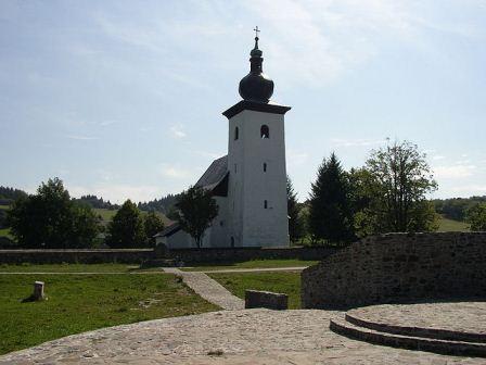 semestafakta- village Kremnické Bane