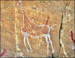 semestafakta-Ancient rock paintings in Mauritania