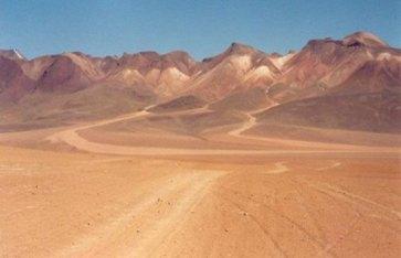 semestafakta-Chile's Atacama Desert