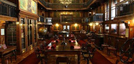 semestafakta-Chile's Biblioteca Nacional 3