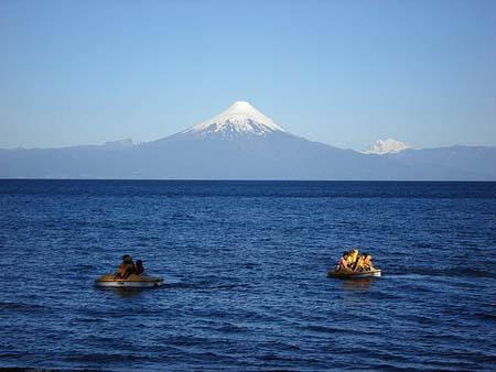 semestafakta-Chile's Lago Llanquihue