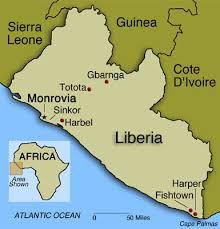 semestafakta-Liberian map