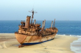 semestafakta-Mauritania's Bay of Nouadhibou