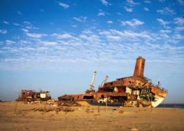 semestafakta-Mauritania's Bay of Nouadhibou2