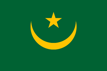 semestafakta-mauritanian flag