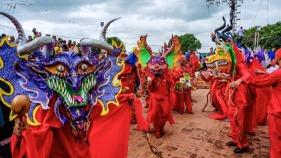 semestafakta-The Red Devils of Yare festival2
