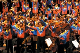 semestafakta-The Simon Bolivar Youth Orchestra