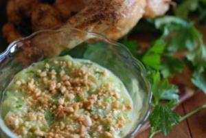 semestafakta-zuchini with peanut